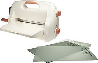 Wiler ISA4 Machine à découper Isabella Format A4 pour découpe et effet relief (embossing), Big Size, One Shot