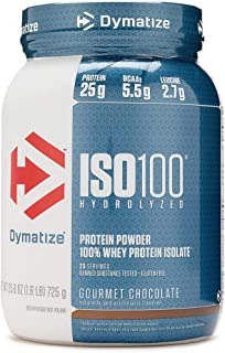 Dymatize ISO 100, 1.6 Pound