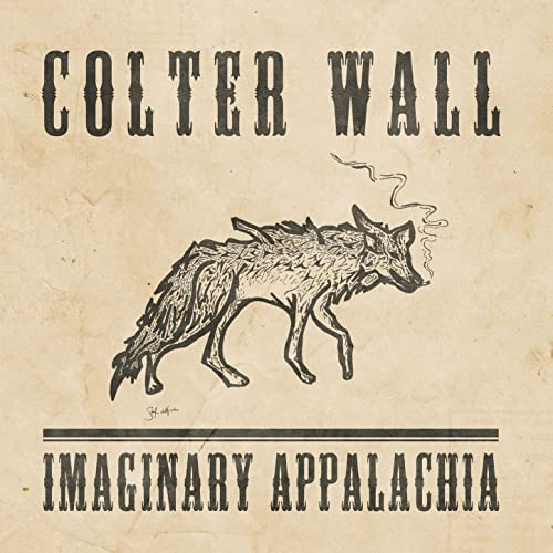 Imaginary Appalachia Colter Wall product image