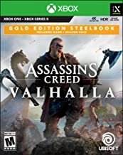 Assassin's Creed Valhalla Xbox Series X|S, Xbox One Gold Steelbook Edition