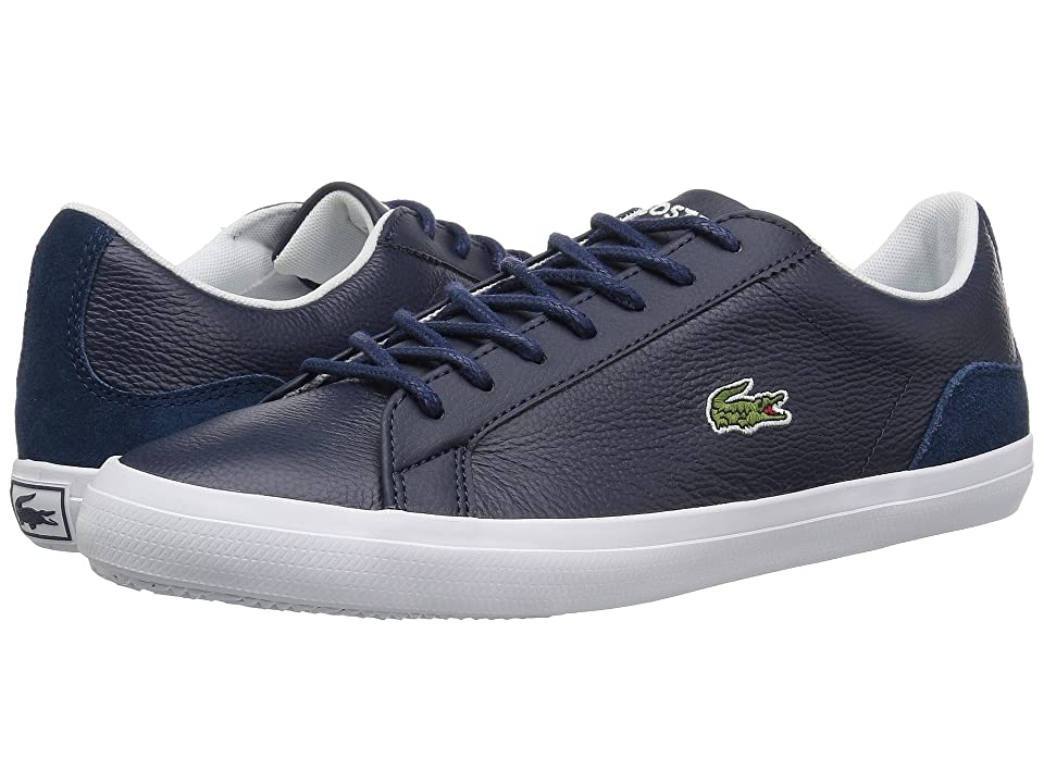 Lacoste Lerond 318 3 (Navy/White) Men