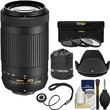 Nikon 70-300mm f/4.5-6.3G DX AF-P ED Zoom-Nikkor Lens...