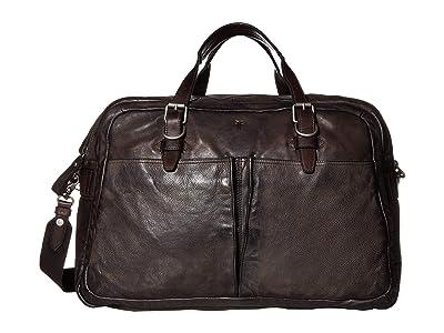 Frye Murray Duffel (Carbon) Duffel Bags