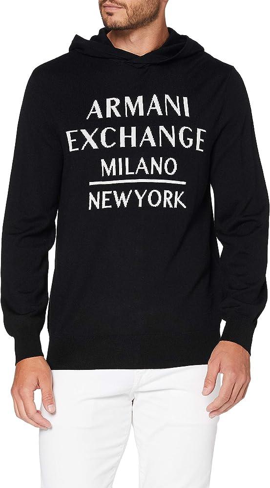 Armani exchange maglione uomo 6HZM2T