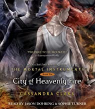 City of Heavenly Fire (6) (The Mortal Instruments)