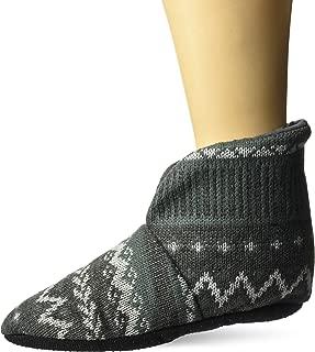 Muk Luks Men's Slipper Booties