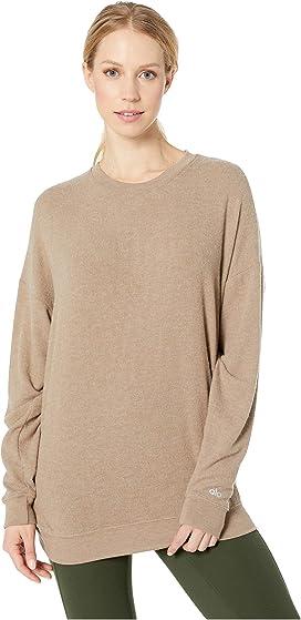 ae7f66adf0 Soho Pullover. 18. ALO. Soho Pullover. $77.95. Haze Long Sleeve Top