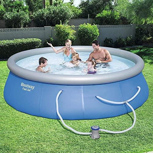 high quality Bestway outlet sale new arrival 57275E Fast Set Above Ground Pool outlet sale