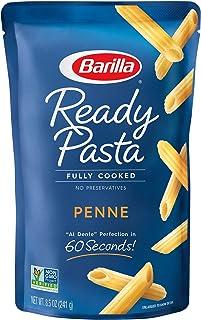 BARILLA Ready Pasta, Elbows Non-GMO, No Preservatives (Pack of 6)