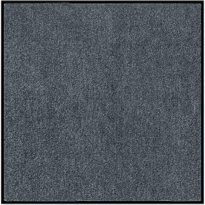 Fußmatte Fußmatte Fußmatte waschbar, anthrazit, 75x75 cm - (SLU6010-75X75) B06XR5TD7L da035f