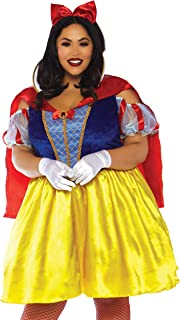 Women's Storybook Classic Snow White Costume
