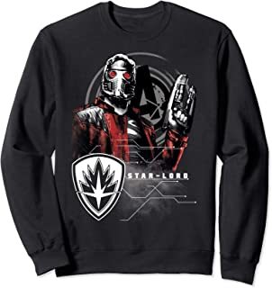 Marvel Infinity War Star-Lord Grunge Pose Sweatshirt