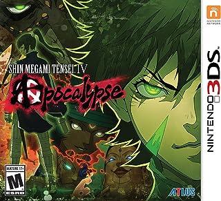 3DS SHIN MEGAMI TENSEI IV APOCALYPSE NTSC