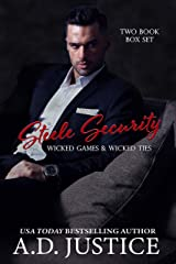 Steele Security Series Books 1 & 2: Wicked Games & Wicked Ties Kindle Edition