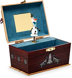 Disney Olaf Musical Jewelry Box - Olaf's Frozen Adventure