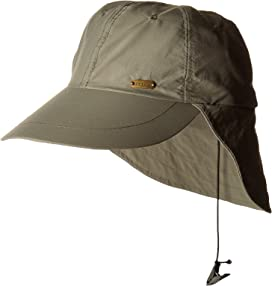 9c93016883287 Stetson No Fly Zone Nylon Cap with Sun Shield at Zappos.com