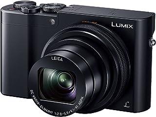 パナソニック コンパクトデジタルカメラ ルミックス TX1 光学10倍 ブラック DMC-TX1-K