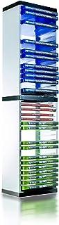 Torre de Armazenamento de Jogos PS5 – Torre de Armazenamento de Jogos Universal – Armazena 36 Discos de Jogos ou Blu-Ray –...
