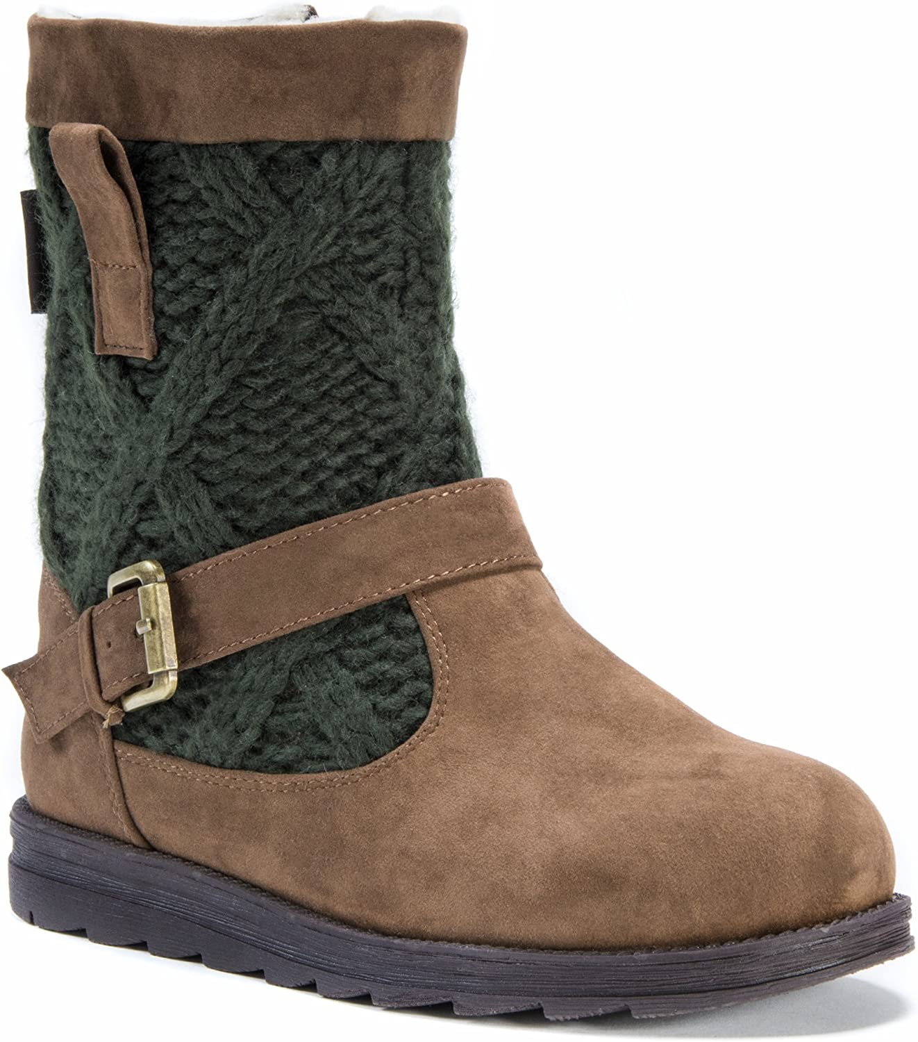 MUK LUKS Womens Women's Gina Boot Winter Boot