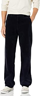 Nudie Unisex Lazy Leo Cord Navy Pants