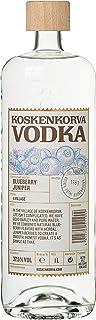 Koskenkorva Vodka Blueberry Juniper Flavor Wodka 1 x 1 l
