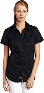 Women's Short-Sleeve Work Shirt