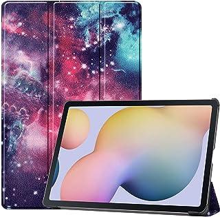 جراب TingYR لهاتف Amazon Fire HD 10 Plus 2021 اللوحي، جلد، حامل قابل للطي، حماية شاملة، جراب تابلت لهاتف Amazon Fire HD 10...