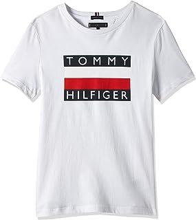 تيشيرت إسينشال هيلفيغر S/S للأولاد من تومي هيلفيغر