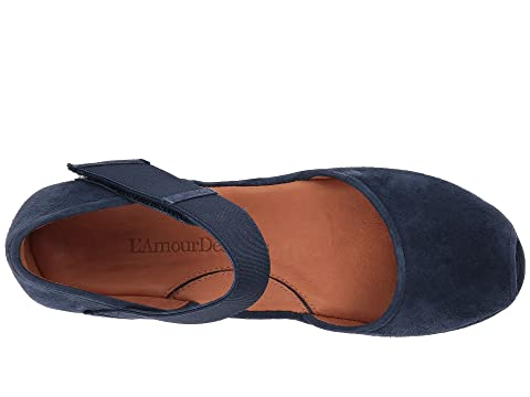 Pieds Lambagold L'amour Suedenavyred Amadour Gamuza Negro Leathergray Des Negro Amarillento Suedeblack De UAwXrp5qw
