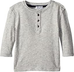 Always Basic Long Sleeve Henley (Infant)