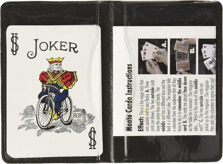 Loftus International Monte Cardo Card Trick