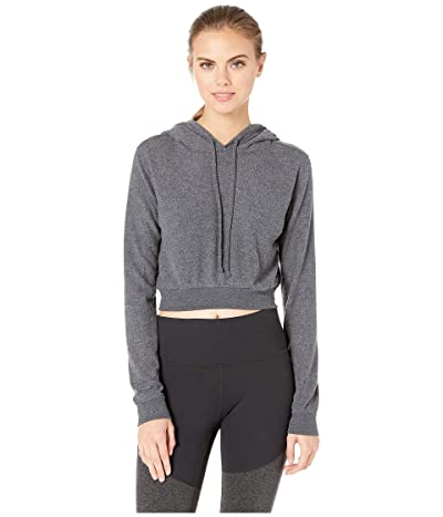 ALO Getaway Hoodie (Anthracite Heather) Women