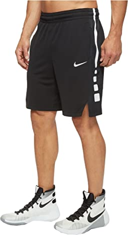 Elite Stripe Basketball Short