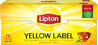 Lipton Yellow Label, 25 Tea Bags