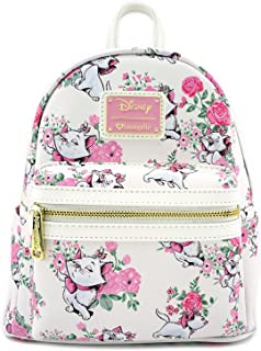 x Disney The Aristocats Marie Floral Allover-Print Mini Backpack