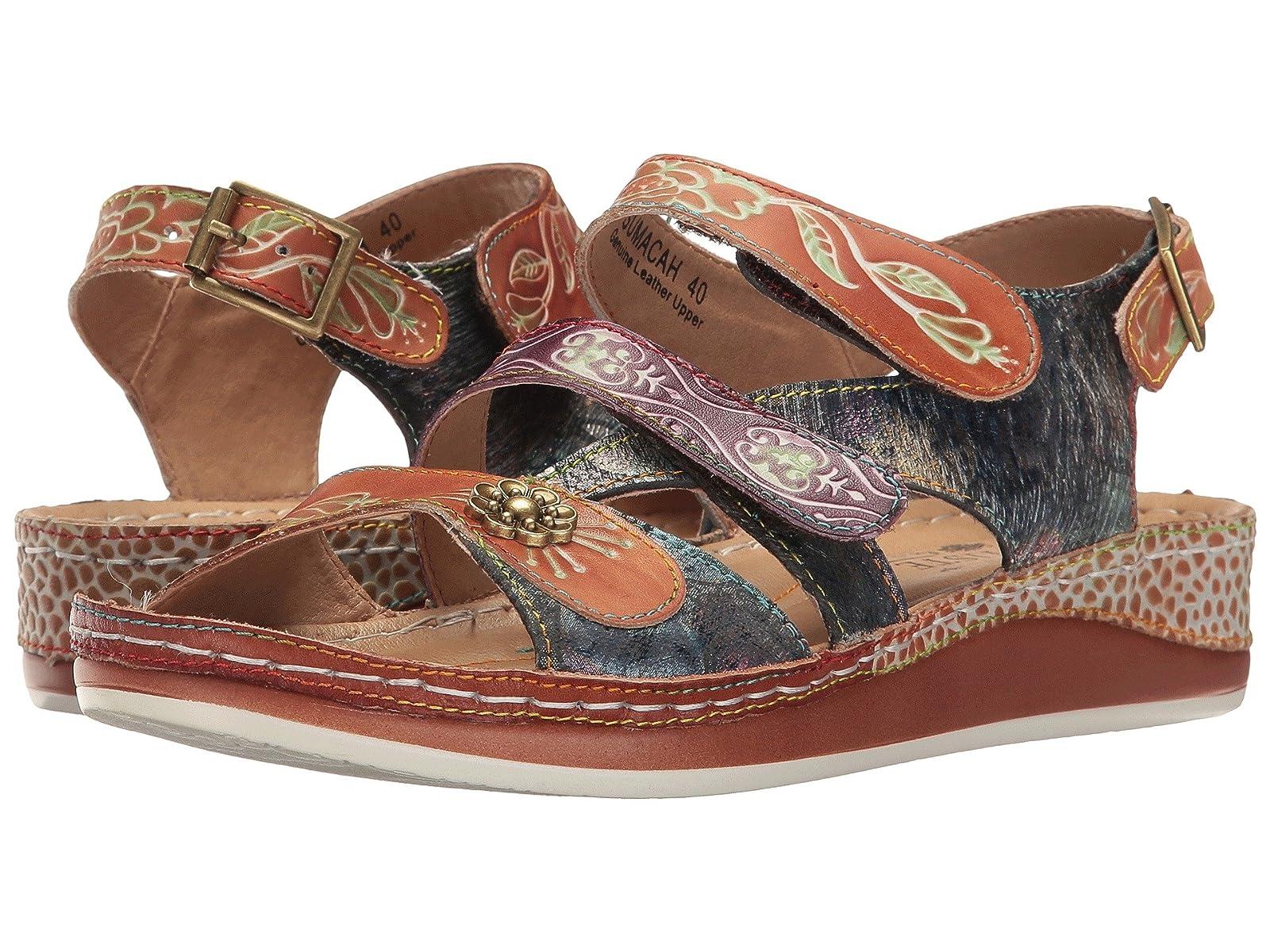 L'Artiste by Spring Step SumacahAtmospheric grades have affordable shoes