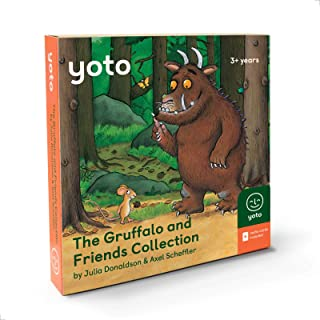 Yoto The Gruffalo and Friends Collection by Julia Donaldson – Kids Audio Story Cards for Yoto Player audioplayer Device | ...