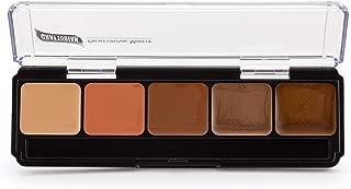 Graftobian HD Lip Palette, (Nude Lip Palette)