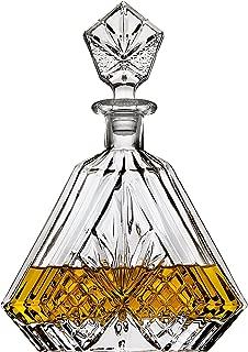 Best vintage clear cut glass decanter Reviews