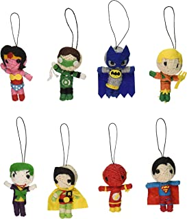 DC Comics String Dolls (8 Piece Set)