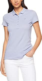 TOMMY HILFIGER Women's Slim Fit Polo