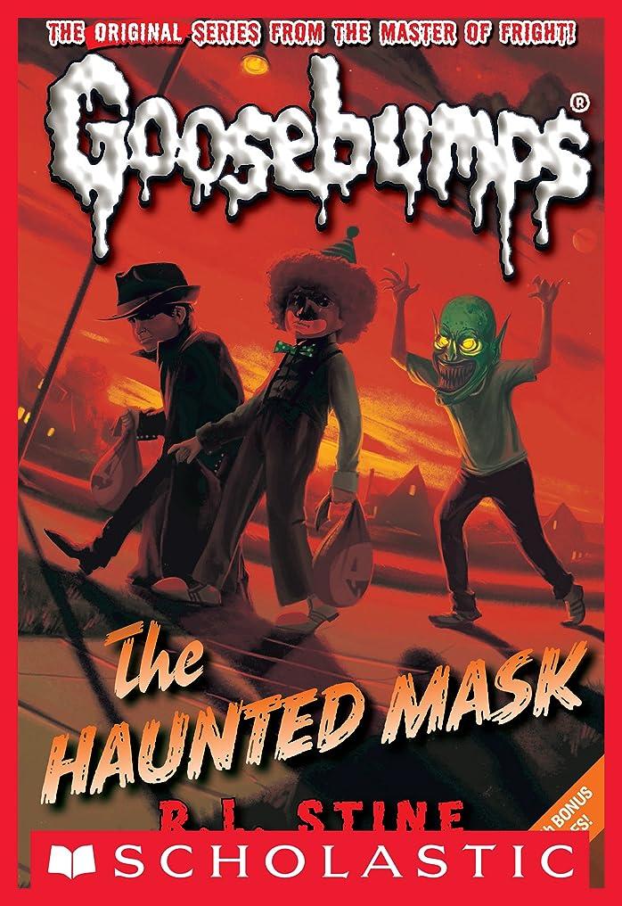 レーダー漫画私のThe Haunted Mask (Classic Goosebumps #4) (English Edition)