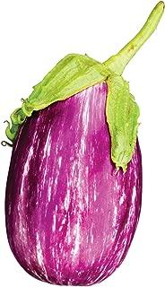 Burpee Shooting Stars Eggplant Seeds 30 seeds