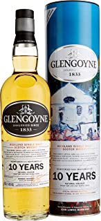Glengoyne 10 Years Old Jolomo Limited Edition mit Geschenkverpackung Whisky 1 x 0.7 l