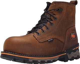 """Timberland PRO Men's 6"""" Boondock Composite-Toe Waterproof Work Boot"""