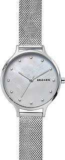 Skagen Women's Quartz Wrist Watch analog Display and Stainless Steel Strap, SKW2775
