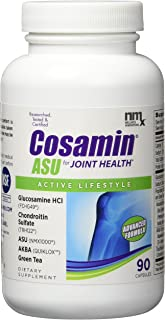 Nutramax Cosamin Asu for Joint Health Capsules, 90 Count