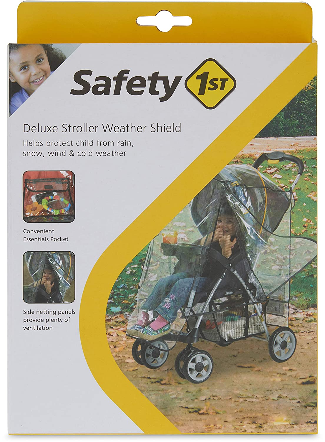 Safety 1st Weathershield (Deluxe Stroller)