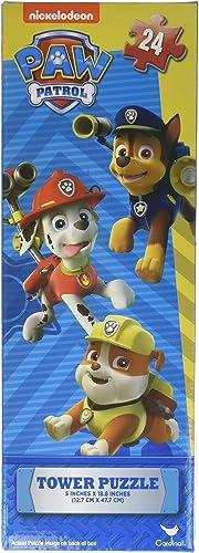 Nickelodeon Paw Patrol Toutes Les Pattes sur Le Pont Puzzle géant 24pièces