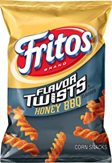 Best Fritos Twists Honey BBQ Flavored Corn Chips, 9.25 Ounce Reviews